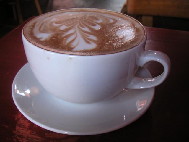 La cafetería Latte